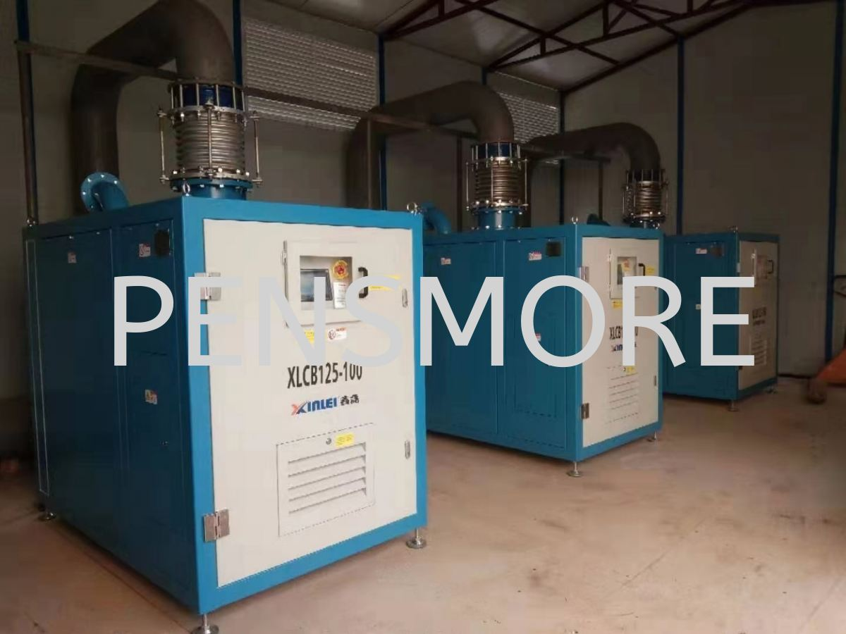 Xinlei Turbo blower projects��Replacing roots blower��high speed��energy saving��silent.