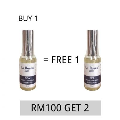 SPA Point Opening Essential 50ML BUY 1 FREE 1