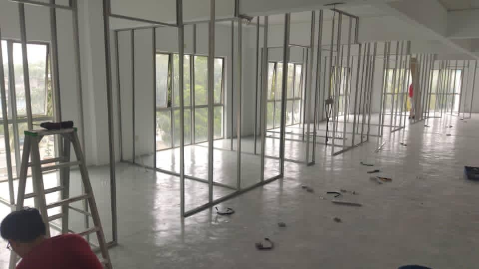 Partition And Painting Epoxy