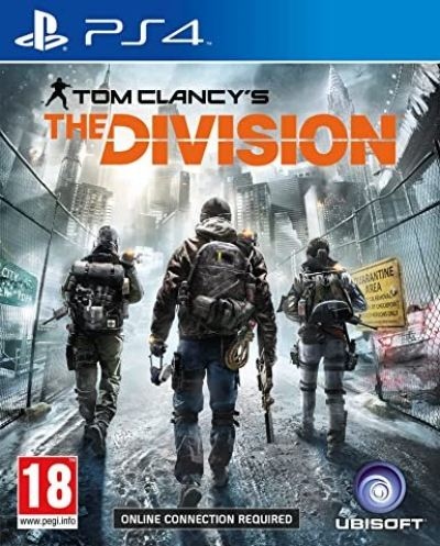 PS4 Tom Clancy's The Division(R3)English