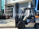 Nissan forklift 3 Ton Toyota Diesel Forklift  Rental forklift