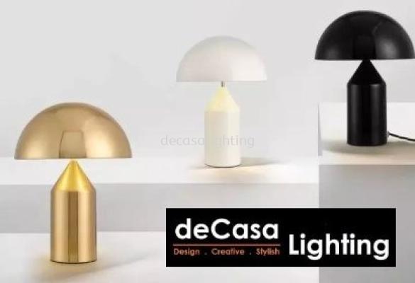 MODERN MINIMALIST DESIGNER TABLE LAMP E14