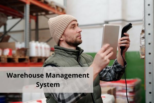 WAREHOUSE MANAGEMENT SYSTEM (WMS)