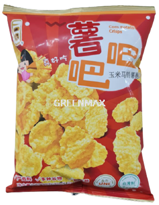 Corn Potato Crisps