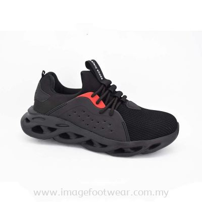 Mens Safety Shoe SF828 Steel Toe Cap Anti Puncture Working Manufacturer Sneaker