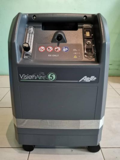 VisionAire 5 LPM At-Home Oxygen Concentrator