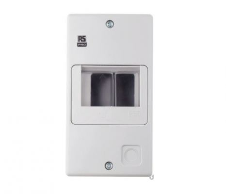121-6860 - RS PRO Enclosure for use with MS32 & MSB32 Motor Protection Circuit Breakers
