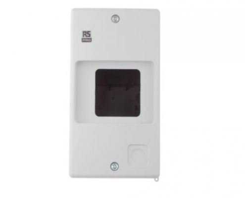 121-6859 - RS PRO Enclosure for use with MS32 & MSB32 Motor Protection Circuit Breakers