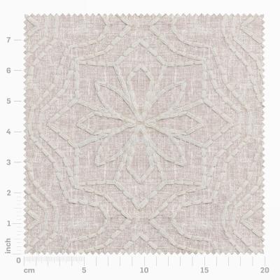 Geometric Embroidery Terranova Oceania 01 Fossil