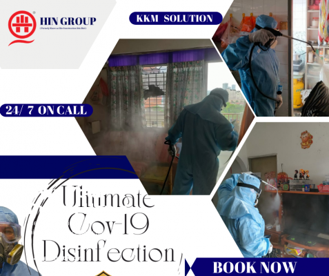 The Definitive Specialist Of Disinfection Service. Book Now.
