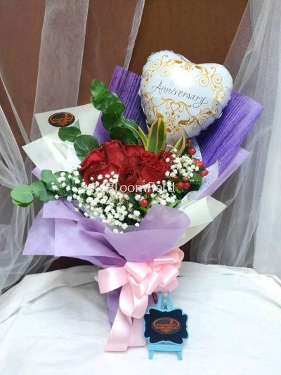 Blesses Anniversary RM 140.00