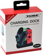Nintendo Switch Dobe Joy Con and Pro Controller Charging Dock