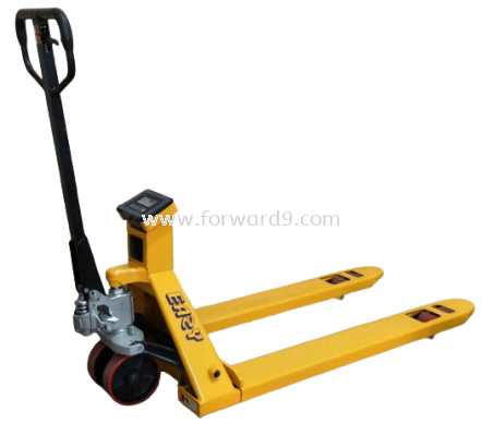 2.5T Weight Scale Hand Pallet Truck AC25WS