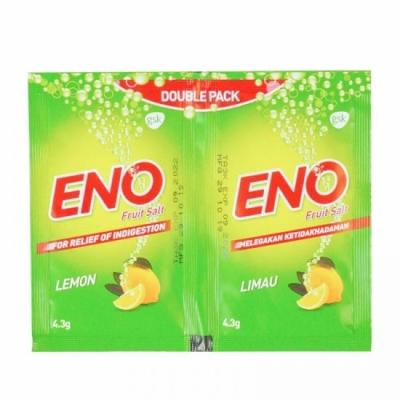 ENO LEMON FRUIT SALT 4.3GX2