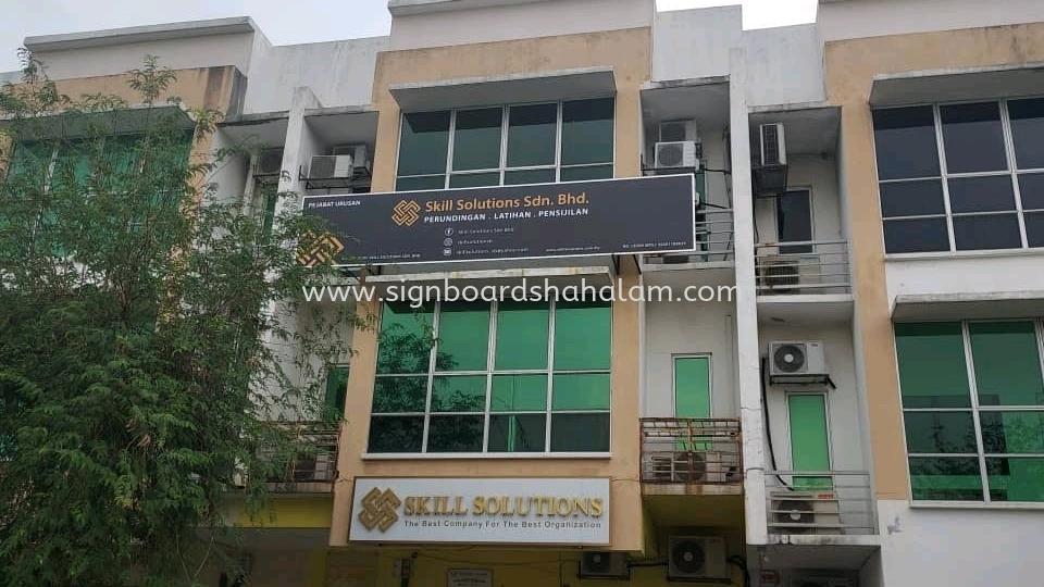 Skill Solution Sdn Bhd Subang Jaya - GI Signage