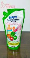 Fiffy Liquid Cleanser refill pack 600ml Fiffy Cleaning Bathing / Cleaning