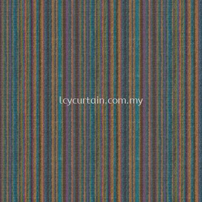 Upholstery Stripe Bingo 08 Teal