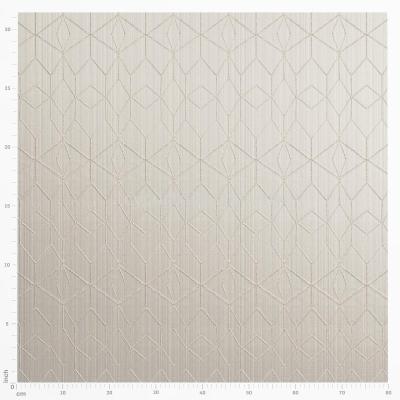 Graphical Curtain Instinct Operative 23 Hemp