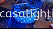 50 meter Outdoor/indoor RGB Led Strip with Remoye Controller LED STRIP LIGHT