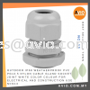 Outdoor IP68 Weatherproof PVC PG13.5 PG13 Nylon Cable Gland Socket Joint White Color Colour for Electrical NCG13 CABLE / POWER/ ACCESSORIES