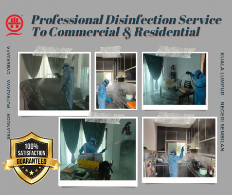 Hire The Best Construction Disinfection Company In Kuala Lumpur Now.