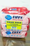 Fiffy value pack wipe tissues 80's*3 Free Fragrance 30's Fiffy Baby Wipe / Tissue Bathing / Cleaning