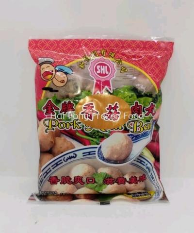 Pork Ball Mushroom 200gm