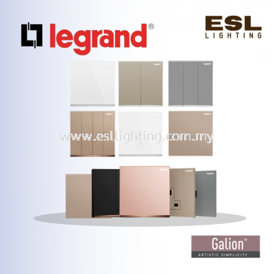 LEGRAND Galion Series Switches