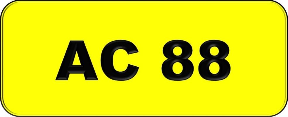 Classic Plate AC88