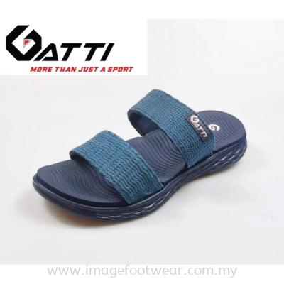 GATTI Women Latex Sim Mat Slipper GS-201220-32 NAVY Colour