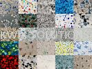 Sentire by Kwix  Terrazzo Floor & Wall Finishes