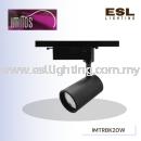 IMITOS 20W TRACK LIGHT BLACK 3000K 24D POWER FACTOR 0.5 AC220-240V 50-60Hz