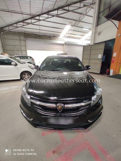 PROTON PERDANA DOOR PANEL WRAPPING REPLACE SYNTHETIC LEATHER