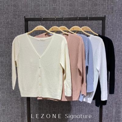 67725 3/4 Sleeved Knit Cardigan��Value Buy��