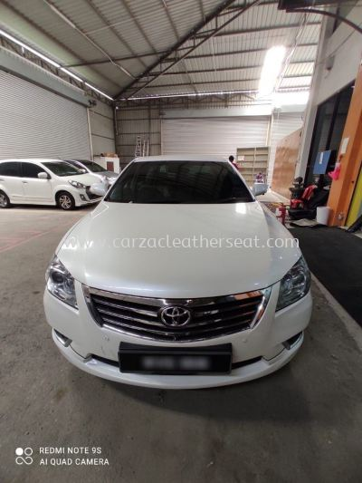 TOYOTA CAMRY DASHBOARD REPLACE