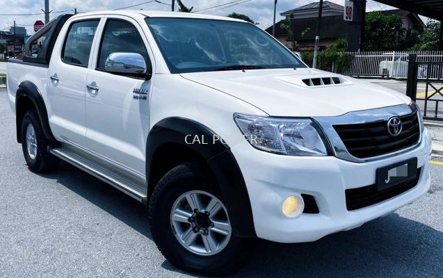 2012 Toyota HILUX 3.0 (A) DOUBLE CAB LEATHER FULL