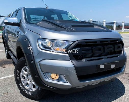 2017 Ford RANGER 2.2 XLT 4X4 (A) LEATHER TURBO FUL