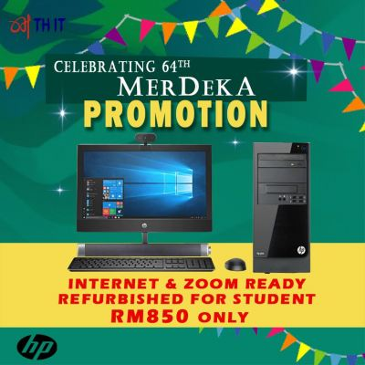"""internet & zoom ready  refurbished for student - Monitor 19"""" or Monitor 20"""""""