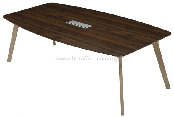 PX7-BS2412-Boat Shape Meeting Table
