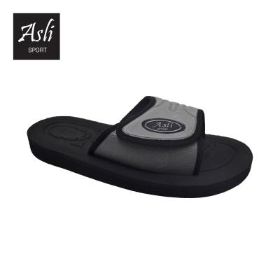 Asli Men Sandals (B 7033-GY)