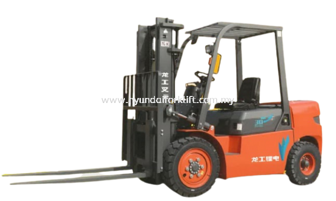 Lonking Lithium Forklift CPD30-38