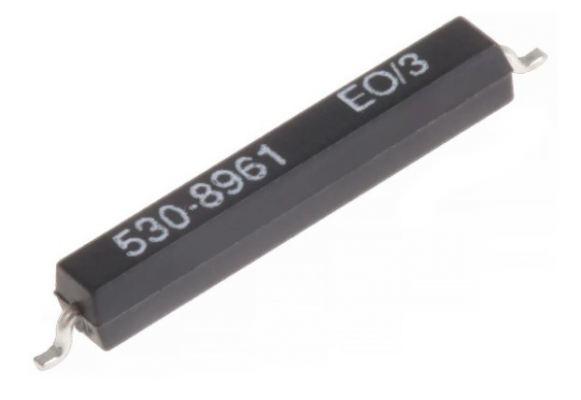 530-8961 - RS PRO Reed Switch Flat 200V, NO, 1.25A