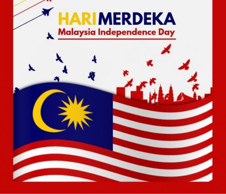 HAPPY 64th INDEPENDENCE DAY