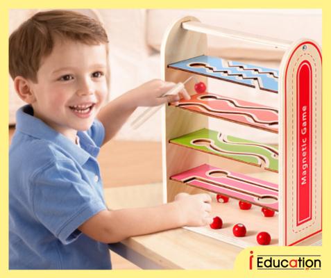 K3275 Kids Magnetic Dribble Toy