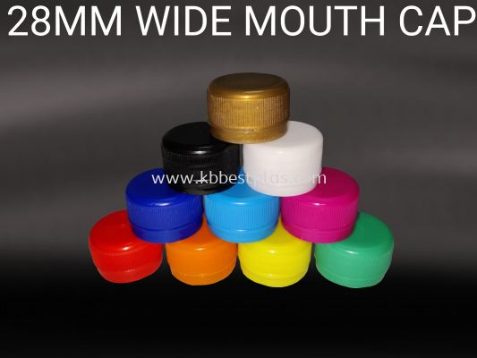 28MM WIDE MOUTH CAP