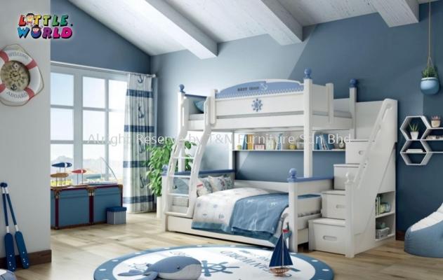 Little Best Sailor Bunk Bed
