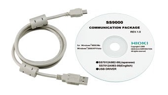 HIOKI SS9000 USB Cable & Driver for SS7012