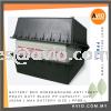 Solar Battery Box Underground Anti Theft Heavy Duty Black PP Capacity 12V 200Ah Max Size for Solar System use PPBB-L CCTV Accessories CCTV