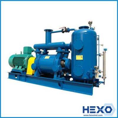 Closed Cycle Water Ring Vacuum System