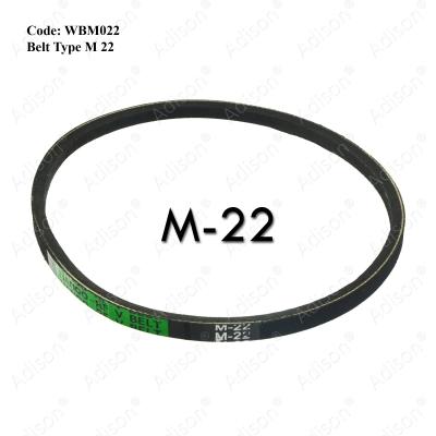 Code: WBM022 Belt Type M 22 For LG